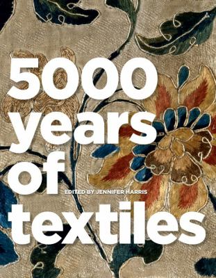 Paperback 5,000 Years of Textiles Book