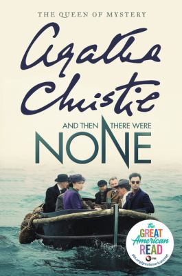 Paperback And Then There Were None [TV Tie-in] (The Agatha Christie Collection) Book