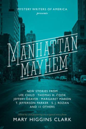 Manhattan Mayhem - Book  of the Mystery Writers of America Anthology