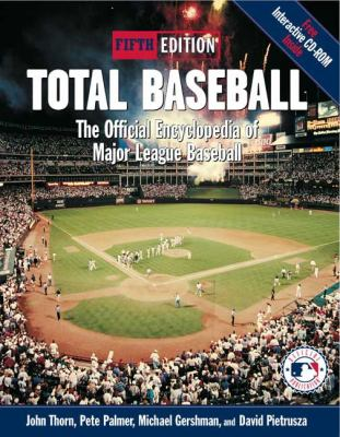 Total Baseball: The Most Complete    book