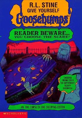 The curse of the creeping coffin book by rl stine solutioingenieria Image collections