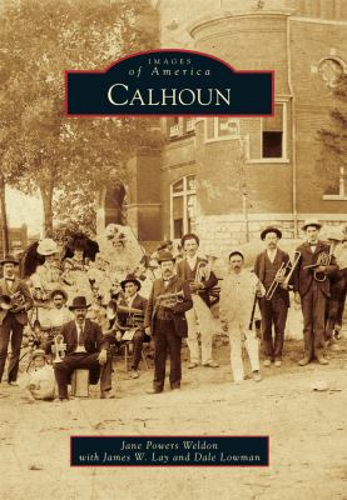 Calhoun - Book  of the Images of America: Georgia
