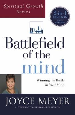 Paperback Battlefield of the Mind (Spiritual Growth Series) : Winning the Battle in Your Mind Book