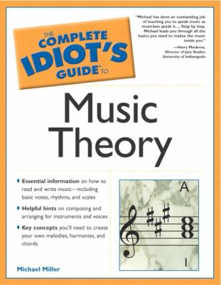 Paperback Music Theory Book