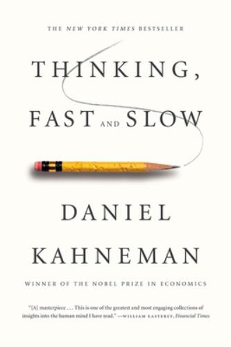 Paperback Thinking, Fast and Slow Book