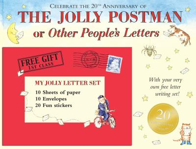The jolly postman or other peoples book by allan ahlberg spiritdancerdesigns Images