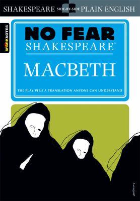 Macbeth (No Fear Shakespeare), 1 1586638467 Book Cover