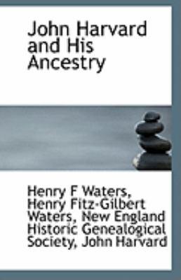 Paperback John Harvard and His Ancestry Book