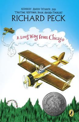 Paperback A Long Way from Chicago Book