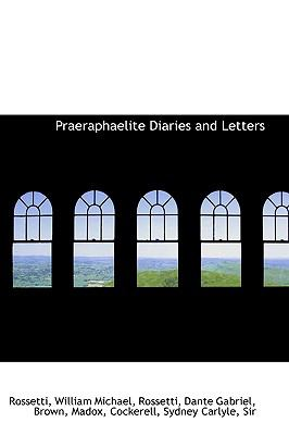 Paperback Praeraphaelite Diaries and Letters Book