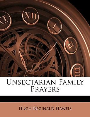 Paperback Unsectarian Family Prayers Book