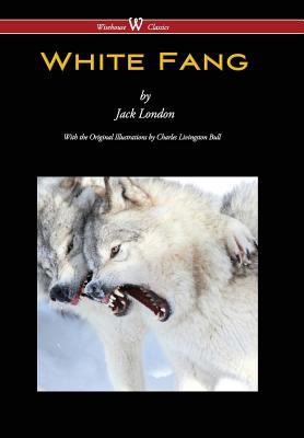 White Fang (Wisehouse Classics - With Original ... 9176374343 Book Cover