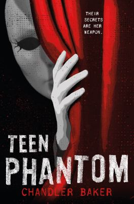 Hardcover Teen Phantom: High School Horror Book