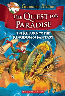 Hardcover The Quest for Paradise Book