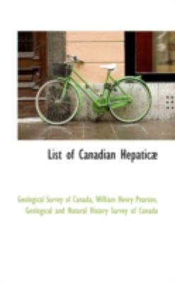 Paperback List of Canadian Hepatic? Book