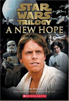Star Wars, Episode IV - A New Hope (Junior Novelization) - Book  of the Star Wars Legends