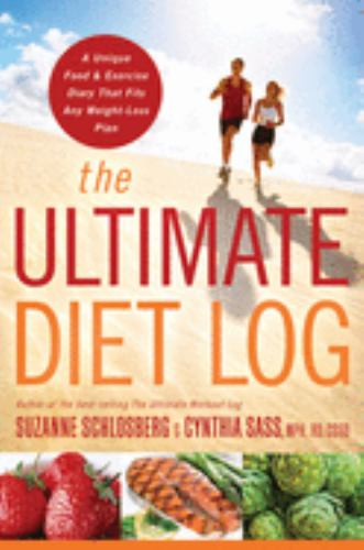 the ultimate diet log book by suzanne schlosberg