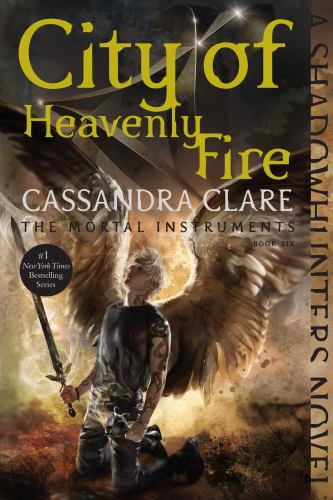 Paperback City of Heavenly Fire Book