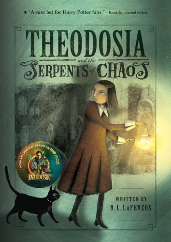 Paperback Theodosia and the Serpents of Chaos Book