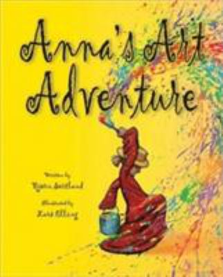 Anna's Art Adventure - Bjorn Sortland