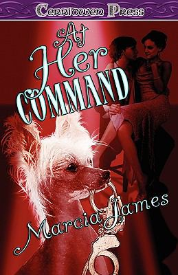 At Her Command - Marcia S. James