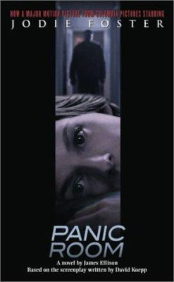 Panic Room book by James Ellison