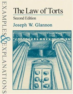 The Law Of Torts Examples And Book By Joseph W Glannon