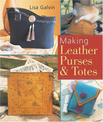 Making Leather Purses and Totes (1402714750 2554146) photo