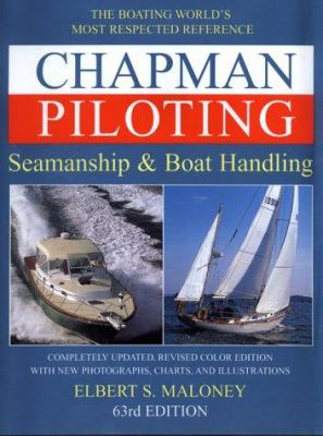 The Indispensable Look-It-Up Book Chapman The Boaters Handbook