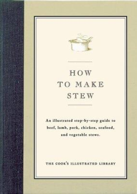 How to Make Stew - Book  of the Illustrated Step-By-Step Guides