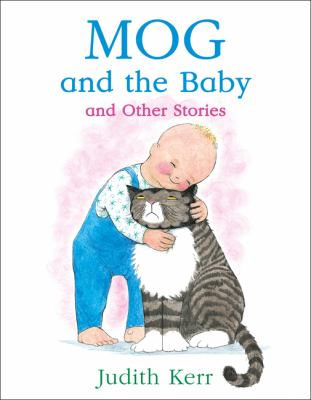 Mog and the Baby and Other Stories - Book  of the Mog the Forgetful Cat
