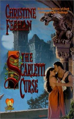 Paperback The Scarletti Curse Book