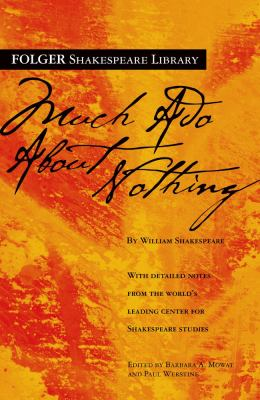 Paperback Much Ado about Nothing Book