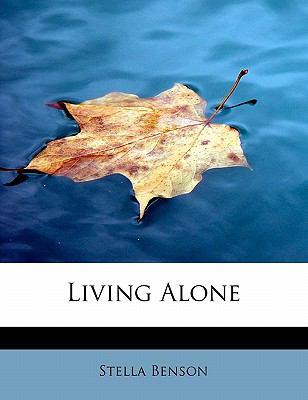 Paperback Living Alone Book