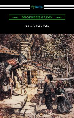 Grimm's Fairy Tales (Illustrated by Arthur Rack... 142095430X Book Cover