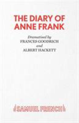 The Diary of Anne Frank B0007DK6XG Book Cover