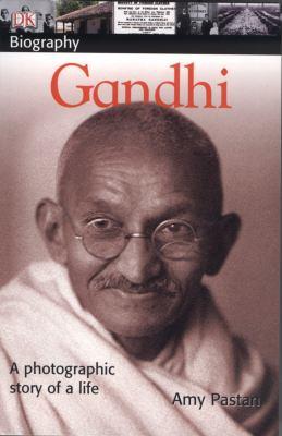 Gandhi - Book  of the DK Biography