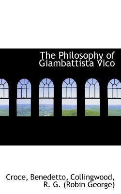 Paperback The Philosophy of Giambattista Vico Book