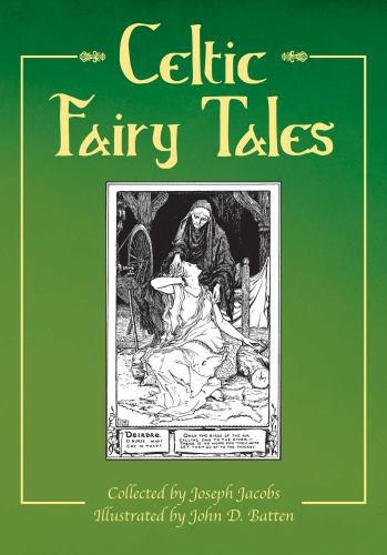 Celtic Fairy Tales 1629142271 Book Cover