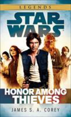 Star Wars: Empire and Rebellion: Honor Among Thieves - Book  of the Star Wars Legends