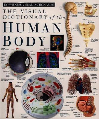 Visual Dictionary of Human Body... book by Deni Brown