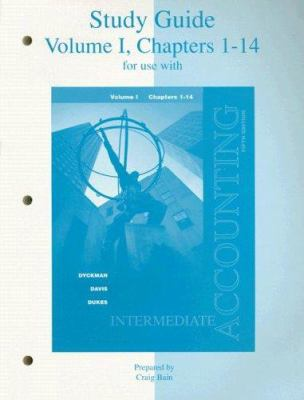 study guide to accompany intermediate book by thomas r dyckman rh thriftbooks com Wiley Intermediate Accounting 15th Edition Intermediate Accounting Exam