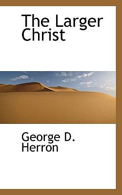 Paperback The Larger Christ Book