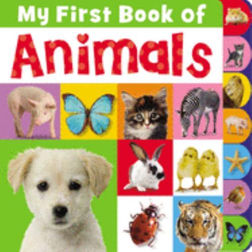 My First BK of Animals - Joanna Bicknell
