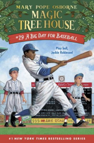 A Big Day for Baseball - Book #29 of the Magic Tree House