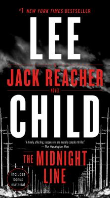 The Midnight Line - Book #22 of the Jack Reacher