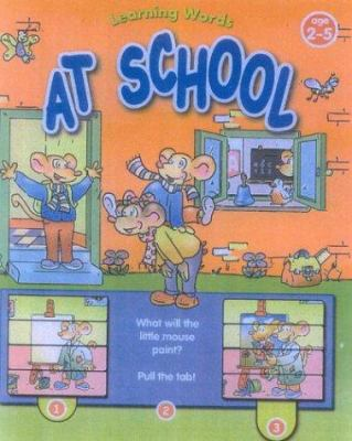 At School : Learning Words Series - Yoyo Books Staff