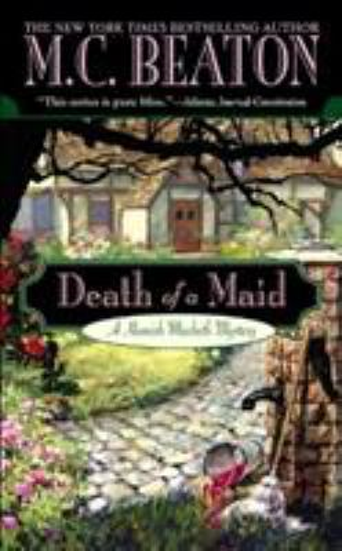 Death of a Maid B0072Q1KMC Book Cover