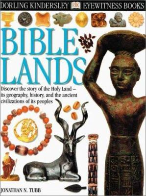 Bible Lands (Eyewitness Books) - Book  of the DK Eyewitness Books