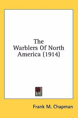 Hardcover The Warblers of North America Book